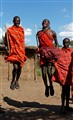 Massai Warriors Dance