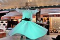 Sufi whirling in Turkey