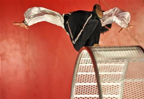 Taking Flight Atop The Deathwheel (1 of 1)