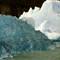 Icebergs.