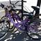 Purple Bicycles