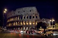 Colosseum, il Colosseo at night