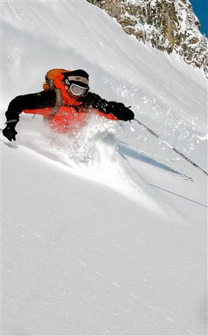 Deep BC powder