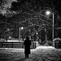 Once upon a time on a snowy night