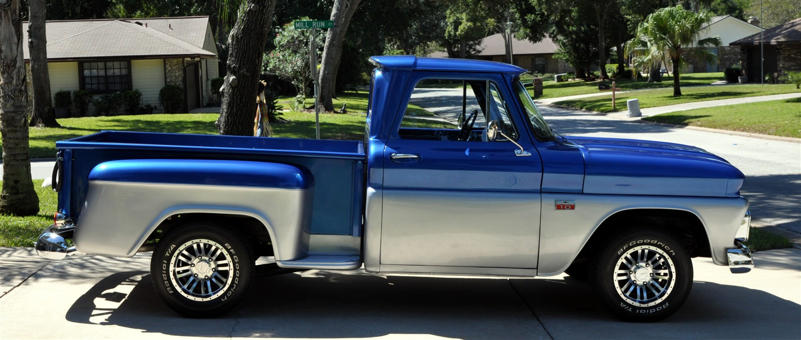 1966 Chevy Pickup