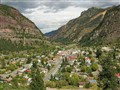 Mining Town in Colorado, US