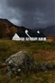 Black Rock Cottage, Glencoe, Scotland