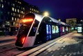 new tram for Luxembourg