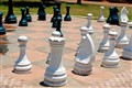McGonagall's Giant Chess Set's Replica in Goa