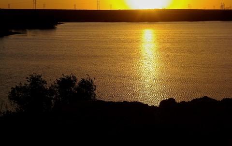 Sunset Rita Blanca