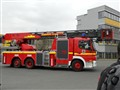 German Fire Truck