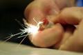 Miniature Lightning Bolts