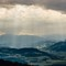 Storm Clouds and Sunshine over the Carinthian Alps #1