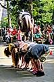 Rittenhouse Square Street Acrobats