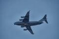 SAC 01 Boing C-17 plane