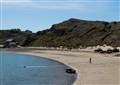 Porthdinllaen Beach, Gwynedd, North Wales