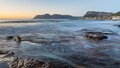 Sunrise over Falsbay