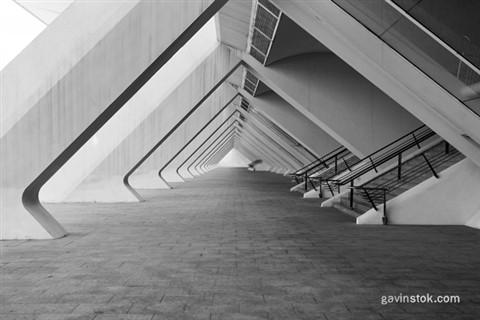 Valencia: Museu de les Ciències Príncipe Felipe