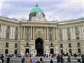 Beside the Archway of Franz Joseph, Vienna