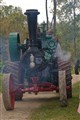 Restored Case steam tractor in Action!