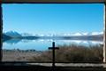 Blue hue view