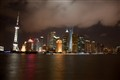 Shanghai Skyline - night