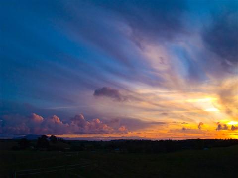 Otaki Sunset
