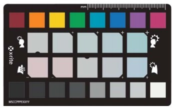 ColorChecker Creative Enhancement target