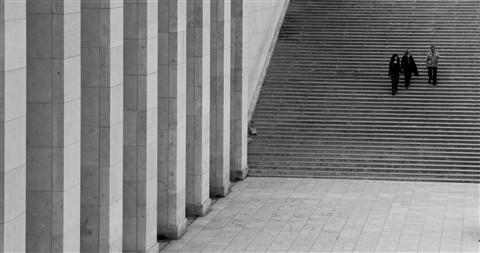 Lines of Trocadero