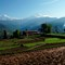 ...on the lap of Himalayas!
