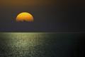 Sunset at Saint Lucia