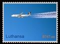 Luthansa Stamp