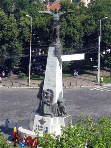 Airmen's Monument - Bucharest