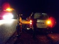 Broken down in the evening somewhere south of Tamale
