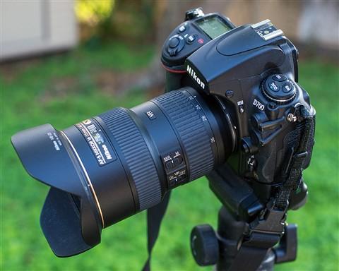 Nikon 16-35 f/4 AFS VR
