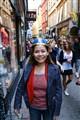Tourists Gamla Stan Stockholm