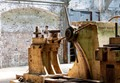 Abandoned Lathe - Stock