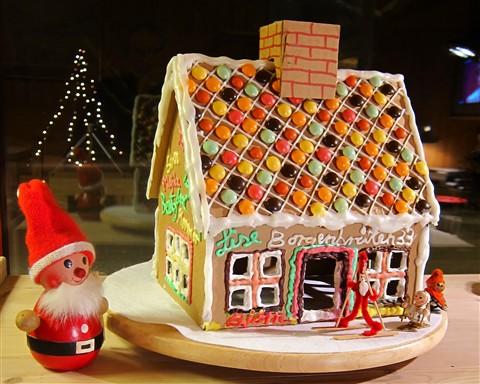 Peppercake house