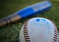 B for baseball
