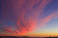 Twilight over San Francisco Bay