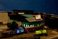 RR scenery tool shop