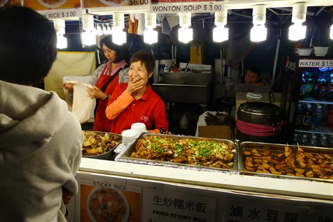 Cantonese aunties serving HK/Guangdong style food