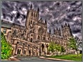 The Washington National Cathedral