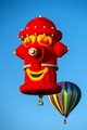 Fireplug Balloon