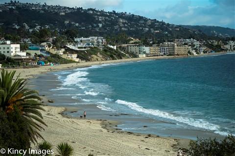 Laguna Beach in October