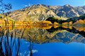 The Diamond Lake at Wanaka, South Island