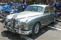 Jag at car show