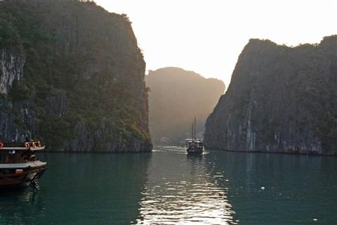 Halong Bay Viet Nam - 1