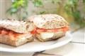 Pannini bocconcini aux tomates & basilic