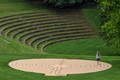 Randolf College amphitheater & labyrinth